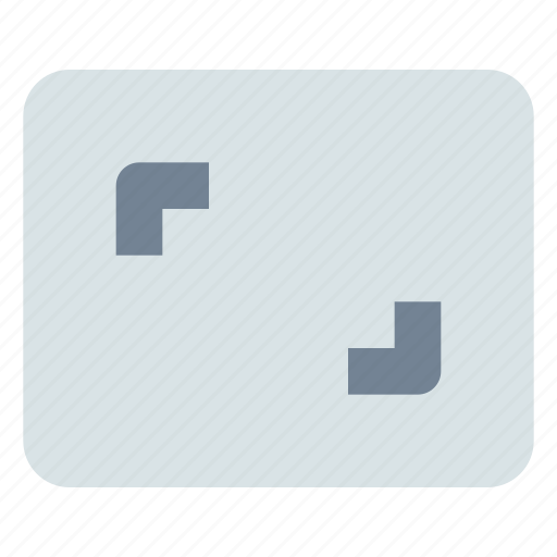 Aspect, expand, fullscreen icon - Download on Iconfinder