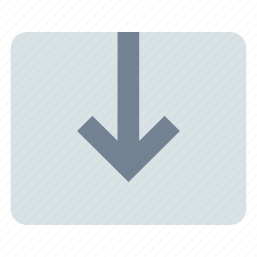 Arrow, import, load icon - Download on Iconfinder