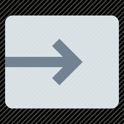 Arrow, inside, enter icon - Download on Iconfinder