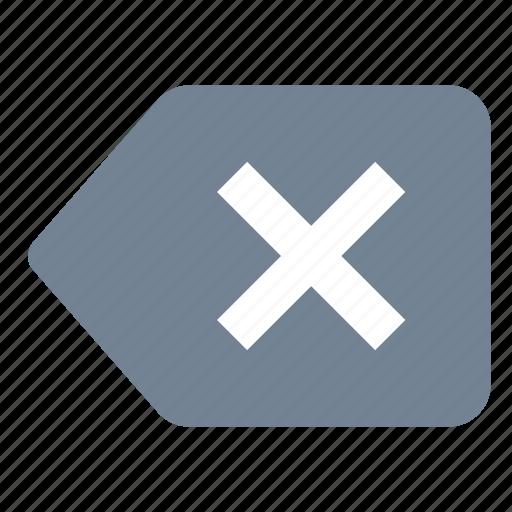 Backspace, delete, erase icon - Download on Iconfinder