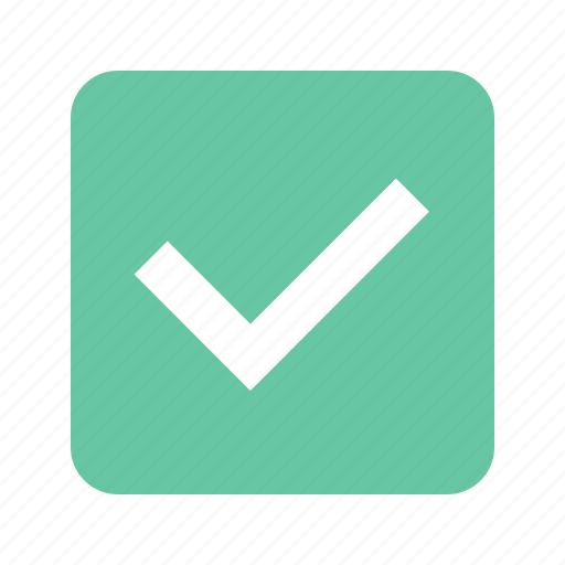 Checkbox, checked icon - Download on Iconfinder