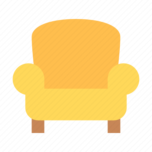 Armchair, chair, furniture icon - Download on Iconfinder
