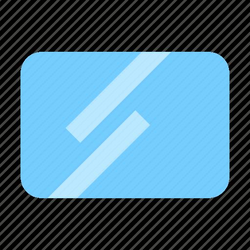 Glass, interior, mirror icon - Download on Iconfinder