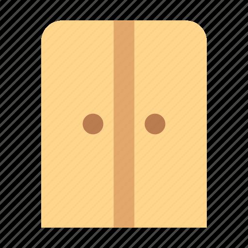 Furniture, wardrobe, wood icon - Download on Iconfinder