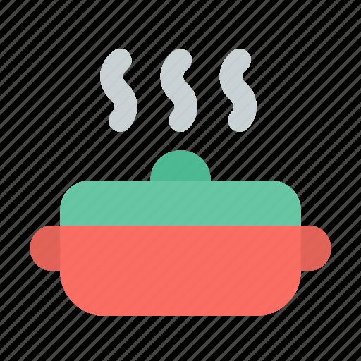 cooking, kitchen, pan icon