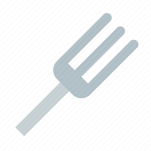 cutlery, fork icon