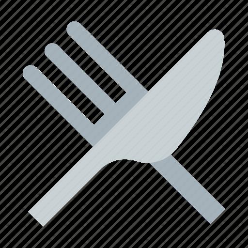 cutlery, restaurant icon