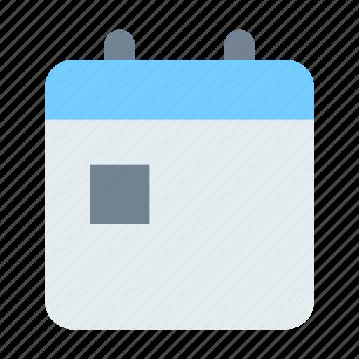 calendar, weekdays, work icon