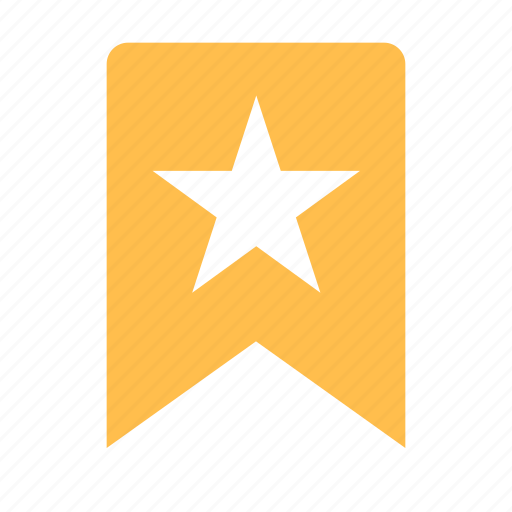Bookmark, favorite, star icon - Download on Iconfinder