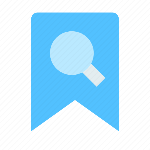 Bookmark, search icon - Download on Iconfinder on Iconfinder