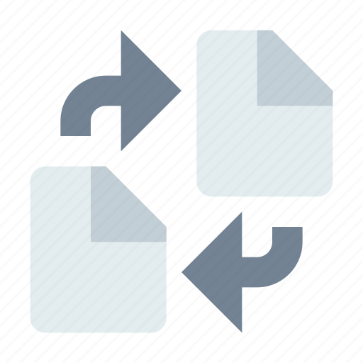 Document, sync, backup icon - Download on Iconfinder