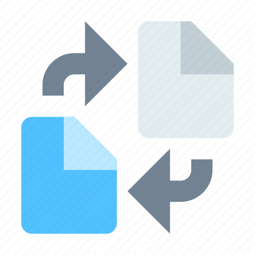 Document, sync, documents icon - Download on Iconfinder