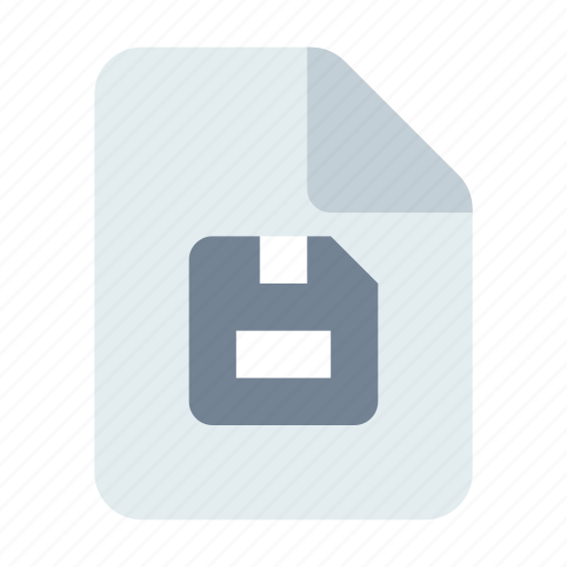 Disk, document, save icon - Download on Iconfinder