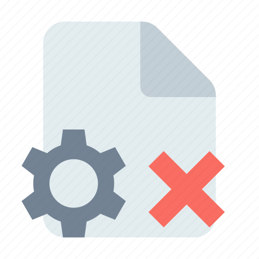 Document, stop, reject icon - Download on Iconfinder