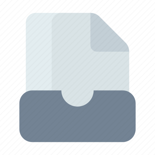 Archive, documents, library icon - Download on Iconfinder