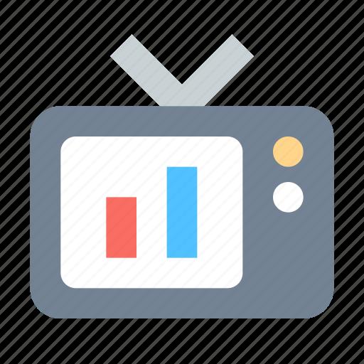 Economic, news, tv icon - Download on Iconfinder