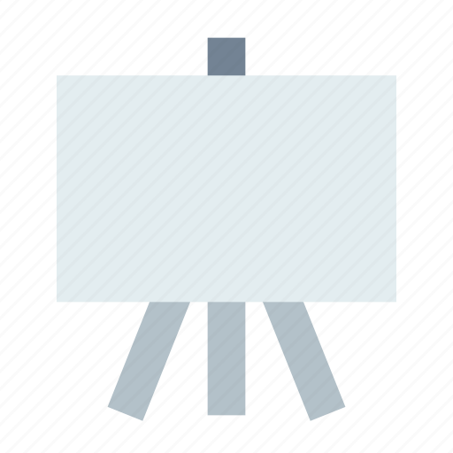 Presentation, easel, stand icon - Download on Iconfinder