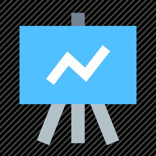 Presentation, business icon - Download on Iconfinder
