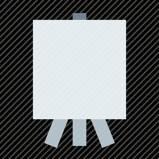 Board, easel, presentation icon - Download on Iconfinder