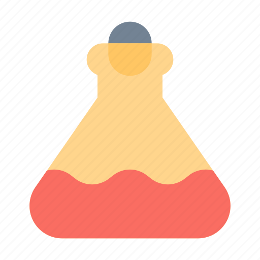 chemical, lab, tube icon