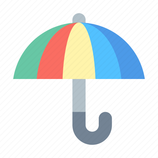 protection, security, umbrella icon