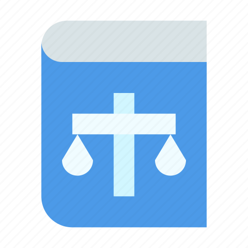 book, court, law, rules icon