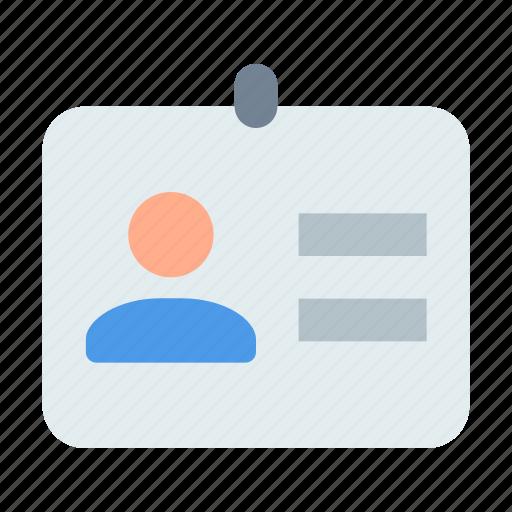 access, account, id, profile icon