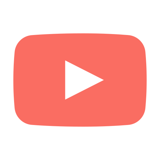 video, youtube icon
