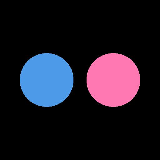 community, flickr icon