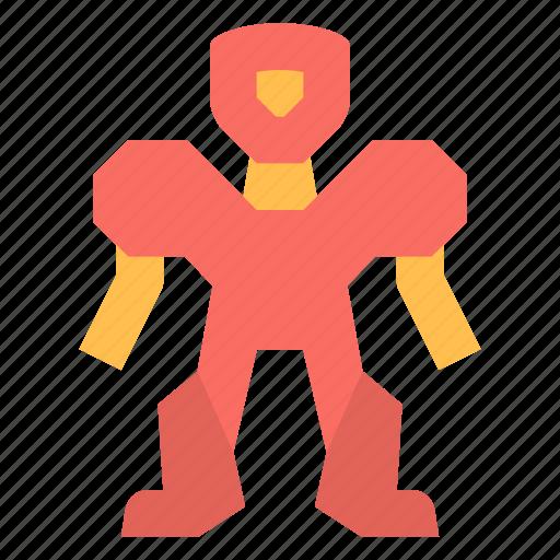 Exoskeleton, robot icon - Download on Iconfinder