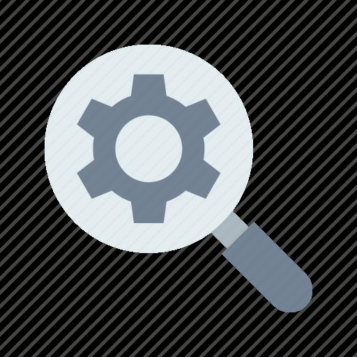 controls, lense, search icon