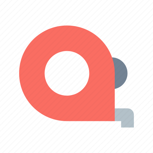 Measuring, tape, tool icon - Download on Iconfinder