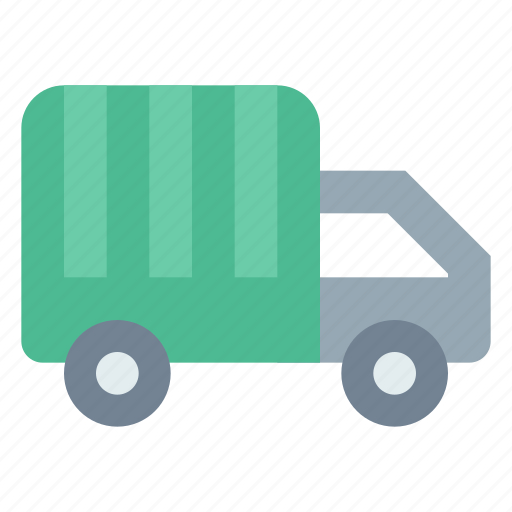 shipping, transport, truck icon