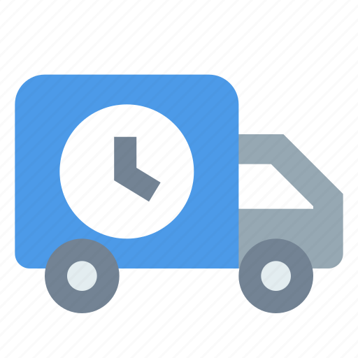 Delivery, logistic, rush, truck icon - Download on Iconfinder