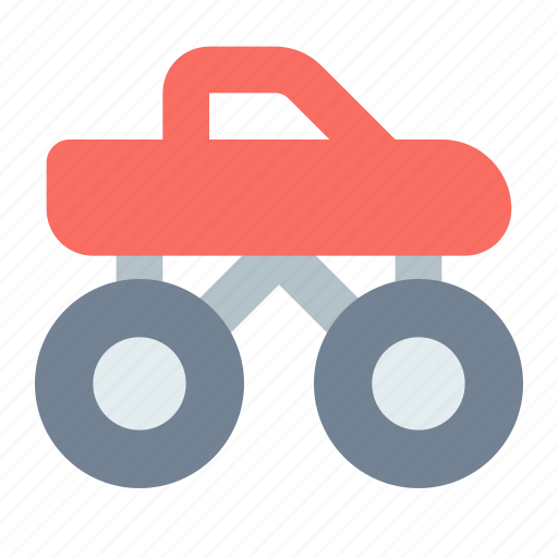 Car, wheels, monster truck icon - Download on Iconfinder