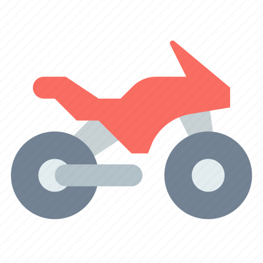 Motobike, motorcycle, transport icon - Download on Iconfinder
