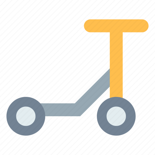 Muscle, scooter, transport icon - Download on Iconfinder