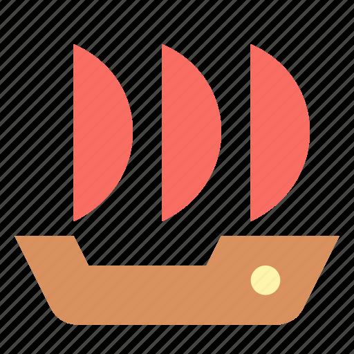 Sailfish, ship, transport icon - Download on Iconfinder