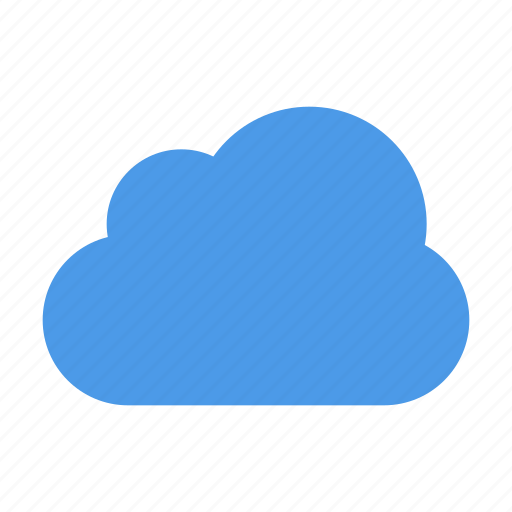 Cloud, clouded, overcast icon - Download on Iconfinder
