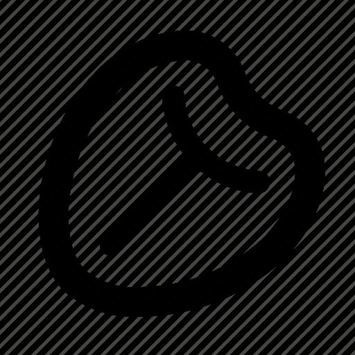 Food, meat, steak icon - Download on Iconfinder