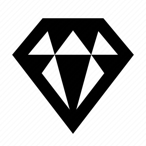 Diamond, jewel icon - Download on Iconfinder on Iconfinder