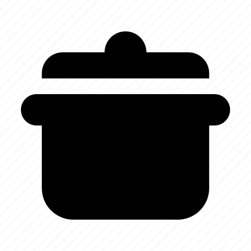 cooker, cooking, kitchen, pan, pot, pressure, tableware icon