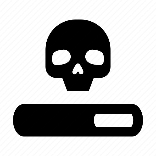 death, kills, medicine, poison, skull, smoke icon
