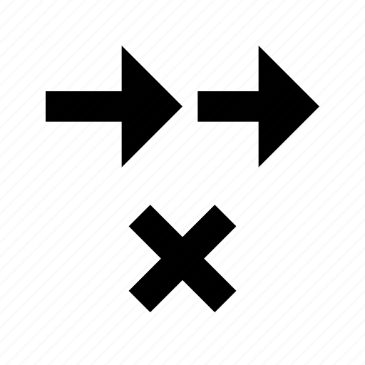 arrows, close, internet, traffic, trafic icon