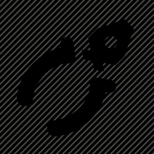 pliers, repair, tool icon