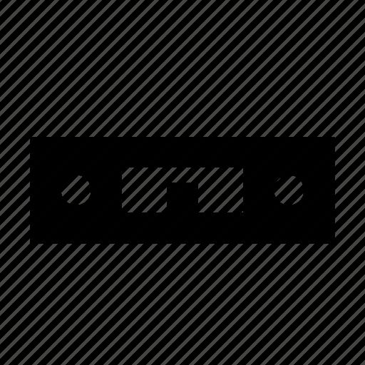 level, tool icon