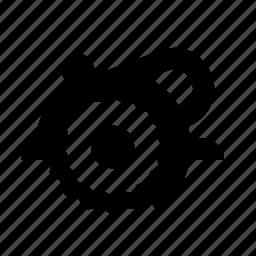 circular, repair, saw, tool icon