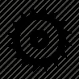 circular, cutting, disc, repair, saw, tool, wheel icon