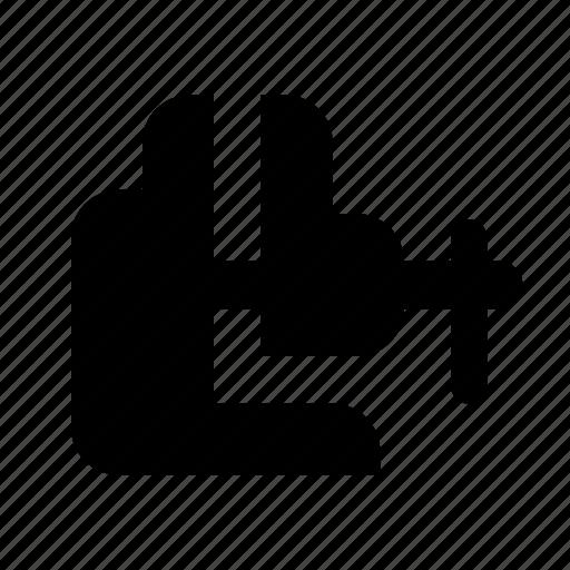 repair, tool, vise icon