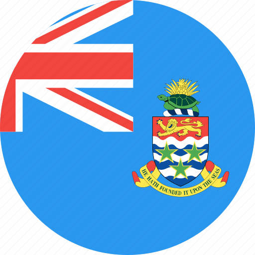 cayman, circle, country, flag, islands, nation icon